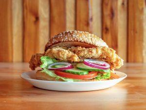 Chicken Burger Zakopane Kościelisko