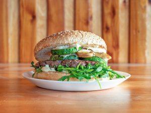 Burger Gorgonzola Zakopane Kościelisko