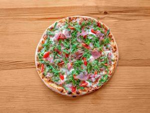 Pizza na cienkim cieście Zakopane
